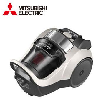 MITSUBISHI 日本進口氣旋型吸塵器(TC-E147JTW-W)