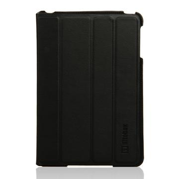 Hitobox SlimFolio iPad mini站立皮套-黑(HB-IPADM-SLIM-01K)