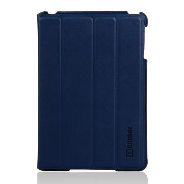 Hitobox SlimFolio iPad mini站立皮套-深藍(HB-IPADM-SLIM-01DB)