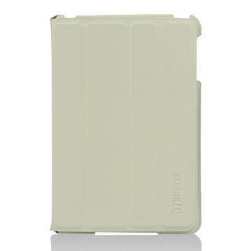 Hitobox SlimFolio iPad mini站立皮套-灰白(HB-IPADM-SLIM-01GRW)