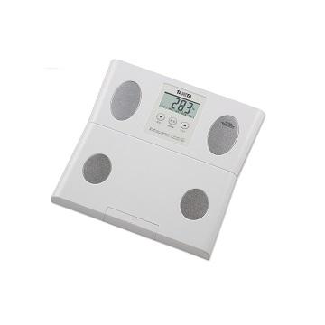 Tanita 脂肪體重計-白色(BF049)