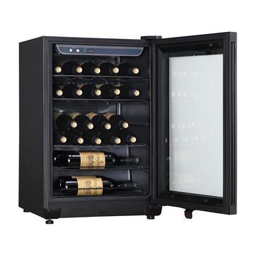 Haier 24瓶電子式恆溫儲酒冰櫃(JC-86GOB)