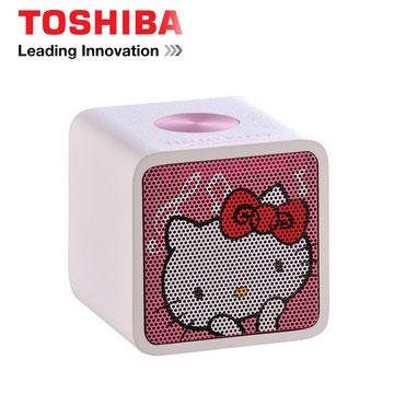TOSHIBA Hello Kitty NFC/藍牙揚聲器 TY-WSP51KTTW(TY-WSP51KTTW)