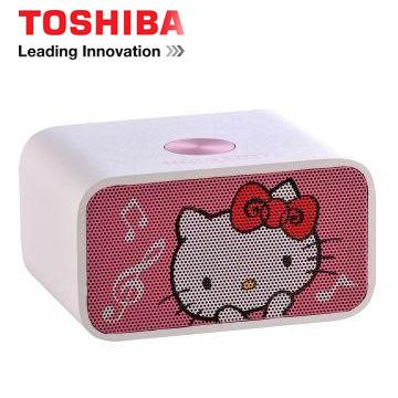 TOSHIBA Hello Kitty NFC/藍牙揚聲器 TY-WSP53KTTW(TY-WSP53KTTW)