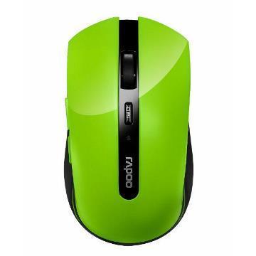 雷柏7200P 5G無線光學滑鼠-綠(7200P-綠)