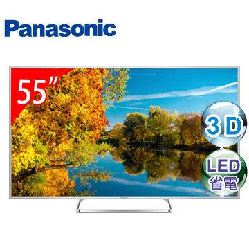 【福利品】 Panasonic 55型3D LED智慧型連網電視(TH-55AS700W)