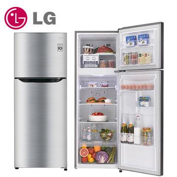 【福利品】LG 253公升變頻冰箱(GN-L305SV)