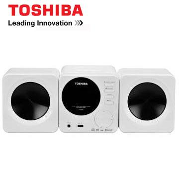 【福利品】 TOSHIBA 藍牙/USB組合音響(TY-ASW81TW)