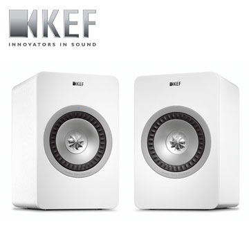 KEF 多媒體無線 Hi-End揚聲器 X300A Wireless W(白)(X300A Wireless W(白))