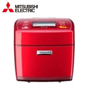 【展示機】三菱炭炊釜IH六人份電子鍋(紅)(NJ-EV105T-R)