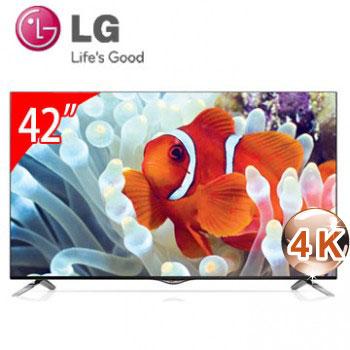 【福利品】 LG 42型 4K2K 智慧型液晶電視(42UB820T)