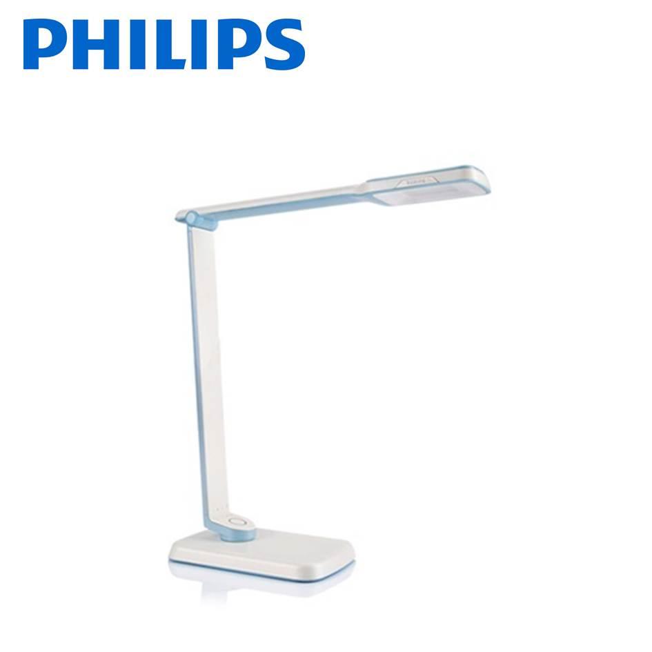 飛利浦 晶彥Plus LED檯燈(藍)(Spape Plus)