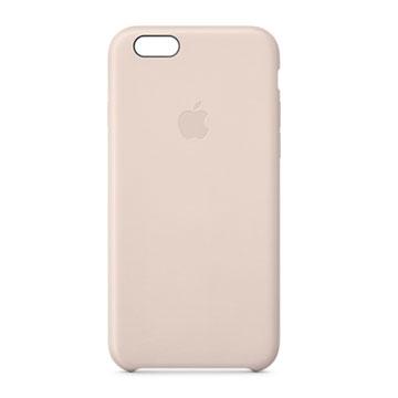 iPhone 6 Plus 皮革護套 粉色(MGQW2FE/A)