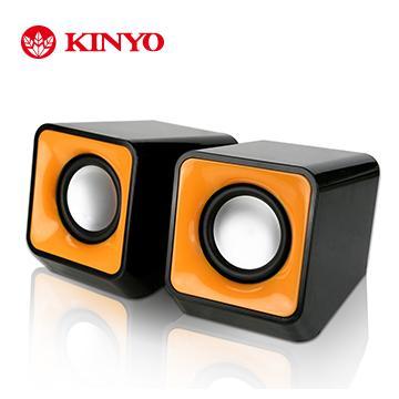 KINYO雷霆戰艦USB多媒體喇叭