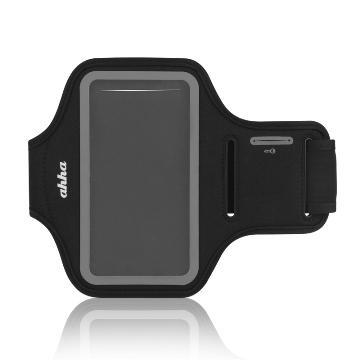 ahha 通用型手機運動臂套-黑(A907935)