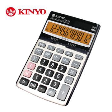 KINYO 桌上型護眼計算機 KPE-588(KPE-588)