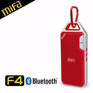 miFa藍牙揚聲器(鈦紅)
