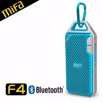 【福利品】miFa藍牙揚聲器 (鈦藍)(F4-BU(鈦藍))