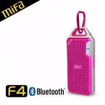 【福利品】miFa藍牙揚聲器 (鈦粉)(F4-PK(鈦粉))