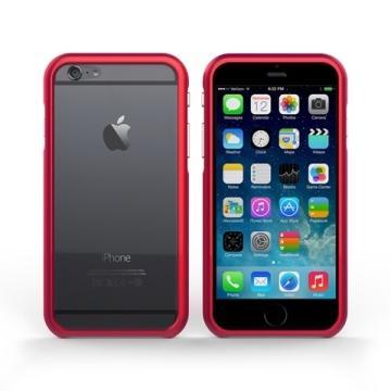 Deason.iF iPhone 6 磁吸式鋁合金邊框-紅(A907971)