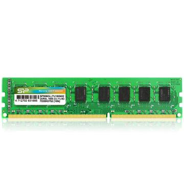 【8G】Silicon Power Long-Dimm DDR3L-1600(SP008GLLTU160N02)