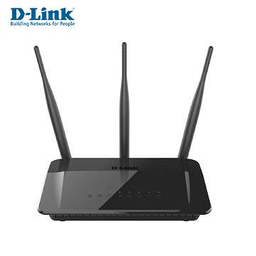 D-Link Wireless AC750雙頻無線路由器(DIR-809)