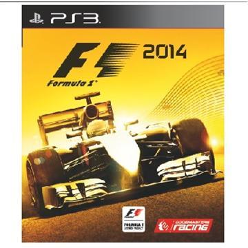 PS3-F1 2014 英文版(F1 2014)