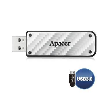 【128G】Apacer AH450 炫銀閃電隨身碟(AH450-128GB)