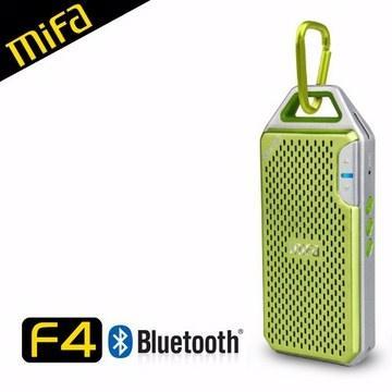 【福利品】miFa藍牙揚聲器(F4-GN(鈦綠))