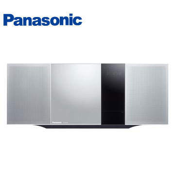 【展示機】 Panasonic藍牙/CD組合音響(SC-HC49-S)