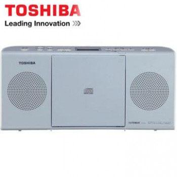 TOSHIBA MP3手提CD音響 TY-CRM23TW(L)(藍色)(TY-CRM23TW(L)(藍色))