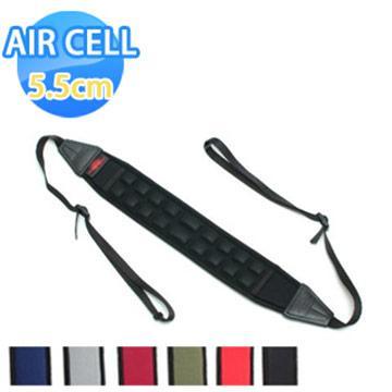 AIR CELL-02 韓國5.5cm顆粒舒壓相機背帶 葡萄紅(02葡萄紅)