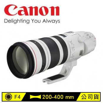 Canon EF 200-400mm單眼相機鏡頭(EF200-400mm F4LISU+E)