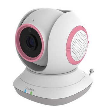 D-Link CS-855L Mommy Eye旋轉式網路攝影(DCS-855L)