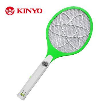 KINYO 小黑蚊充電式捕蚊拍