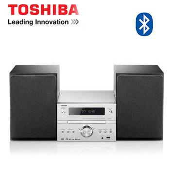 【展示機】TOSHIBA 藍牙/DVD組合音響