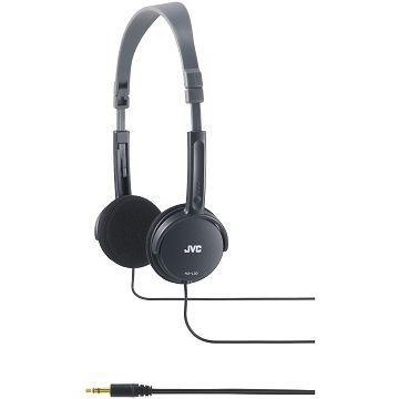 JVC HA-L50頭戴式耳機-黑(HA-L50-B)