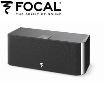Focal 中置喇叭(Chorus CC700(鋼烤黑))
