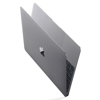 【512G】MacBook 12 太空灰(1.2GHz/HD5300)(MJY42TA/A)