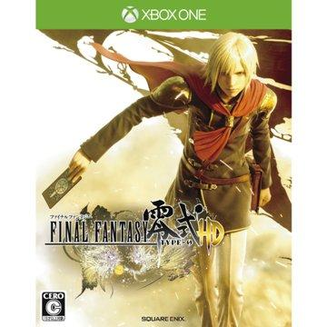 XBOX ONE- Final Fantasy 零式 HD 中文版