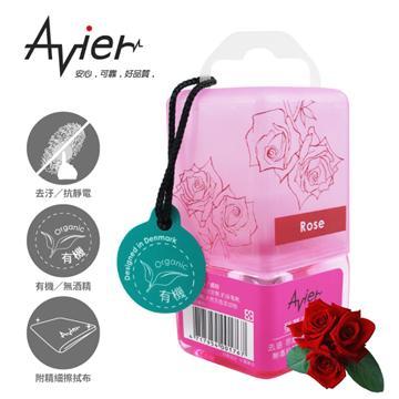 Avier 螢幕清潔液有機配方-玫瑰(AOC50-PK)