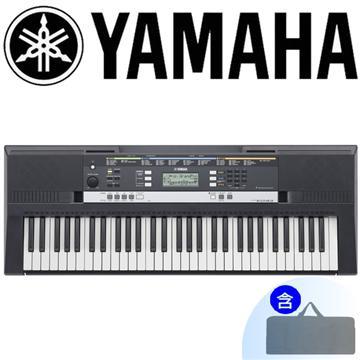YAMAHA 61鍵電子琴公司貨+琴椅琴袋(PSR-E243)