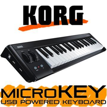 KORG37鍵USB控制鍵盤