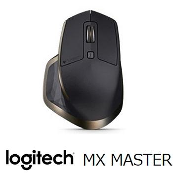 羅技MX Master藍芽無線滑鼠(910-004363)