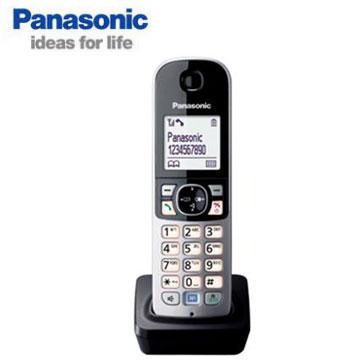 Panasonic 中文顯示數位無線電話-擴充子機(KX-TGA681TW)