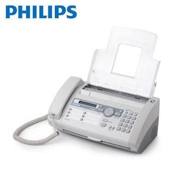 PHILIPS 普通紙傳真機(PPF631S(白))