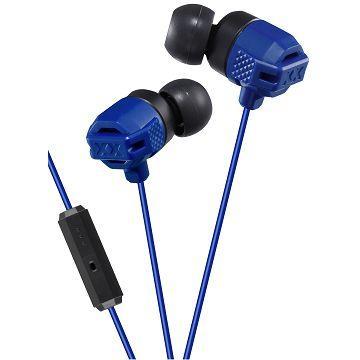 JVC HA-FR202運動型入耳式耳機-藍(HA-FR202-A)