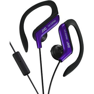 JVC HA-EBR80運動型耳掛式耳機-藍(HA-EBR80-A)
