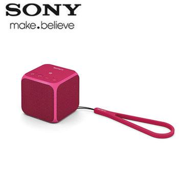 SONY NFC/藍牙揚聲器(SRS-X11/P(粉紅))