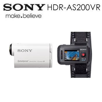 【福利品】 SONY AS200VR 運動型攝影機(HDR-AS200VR)